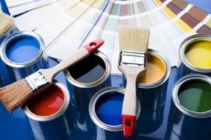 Использование интерьерных красок
