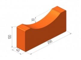 Брусчатка Бф 1 Магма фасонная