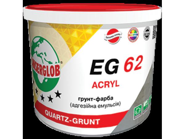 Адгезионная эмульсия (грунт-краска) акриловая «EG-62» 5л