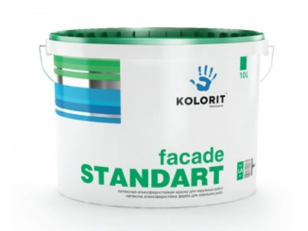 Краска Фасад ЭКО (10л)