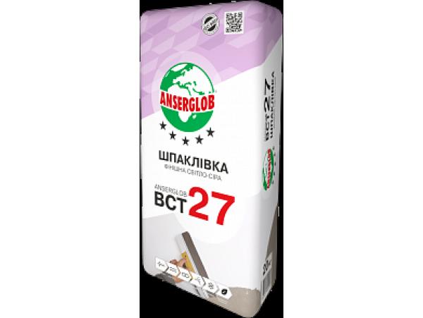 Шпаклевка универсальная финишная «ВСТ-27»  20кг