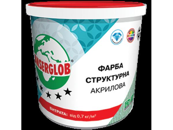 Краска структурная силиконовая GAZOBETОN 14кг