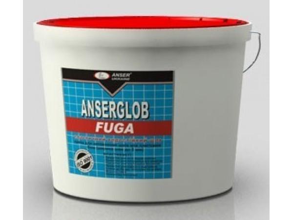 Затирка для плитки FUGA белая 1кг