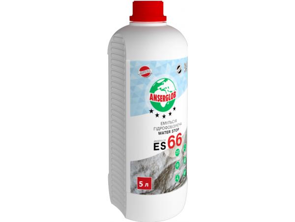 Эмульсия гидрофобизационная «ES-66» 1л