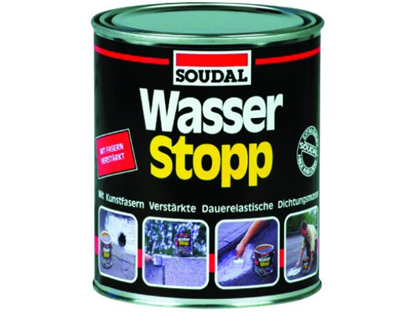Мастика д/покрівлі Wasser Stopp