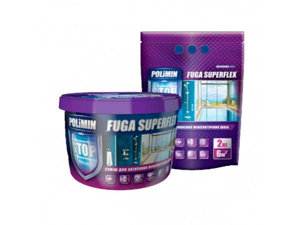 Заполнитель швов FUGA персик (2кг) (дой-пак)