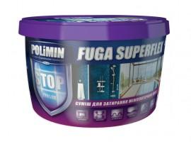 Заполнитель швов FUGA SUPERFLEX блак. (2кг) (дой-пак)