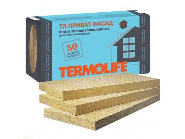 Утеплитель Термолайф Фасад 145 50х600х1000мм  (1,2м2)