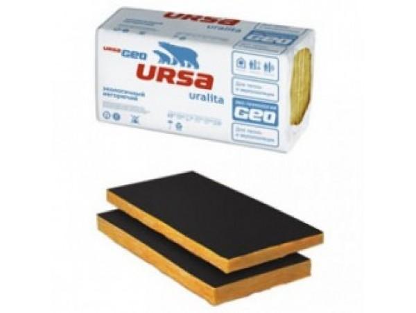Утеплитель URSA ТЛ Эко фасад 100х600х1000мм (1,2м2)