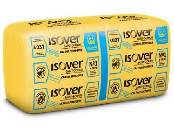 Плита Isover Скатная кровля MUL 100х610х1170 мм (7,14 м2)