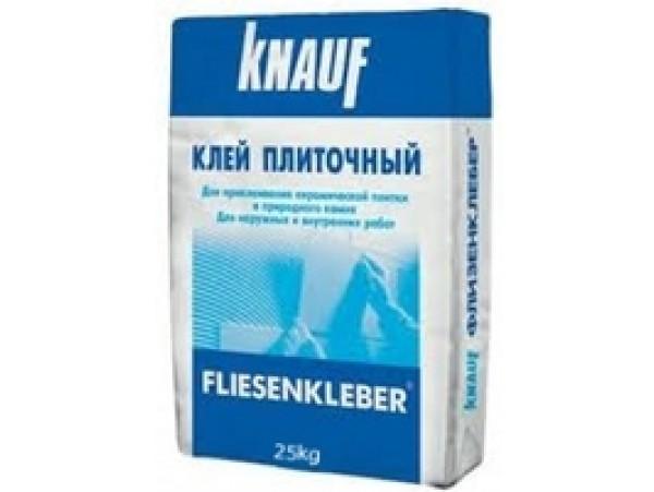 Клей Флизенклебер д/плитки (25кг)