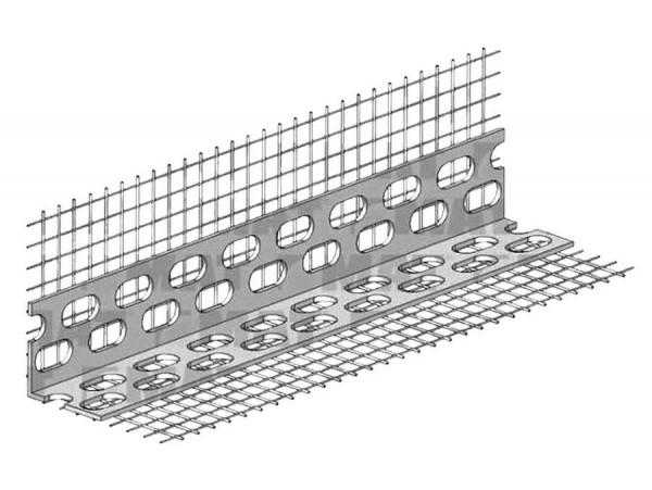 Угол пластиковый с сеткой (2,5м) D03 Ceresit