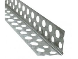 Угол перфорированный алюминиевый (3,0 м)