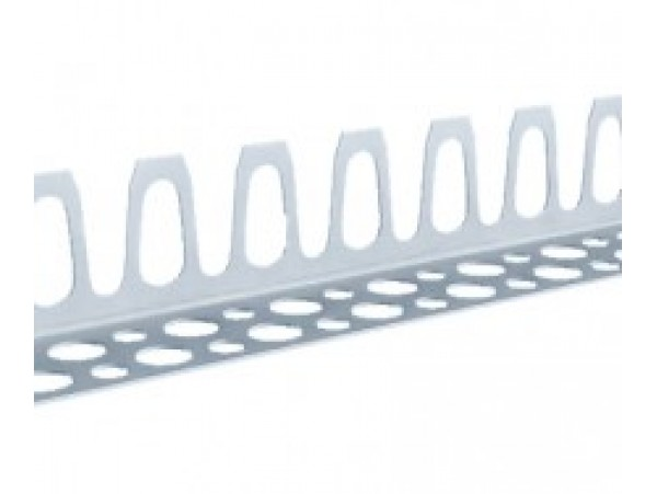 Угол арочный пластик (2,5м)