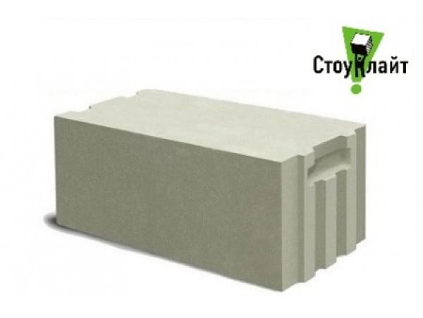 Газобетон Стоунлайт D400 В-2 ПГЗ 200х100х600мм