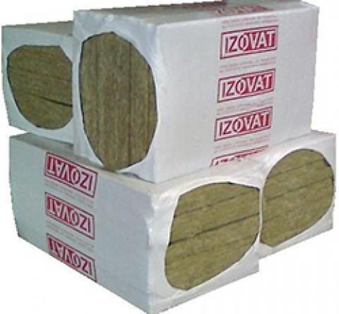 Плита базальтовая IZOVAT 55 100х600х1000 мм