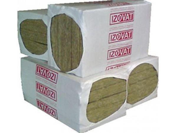 Плита базальтовая IZOVAT 30 50х600х1000 мм