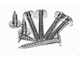 Саморез 51мм д/металла с прессшайбой (сто шт)