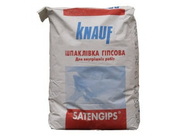 Шпаклевка Сатенгипс Knauf (25кг)