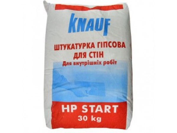 Штукатурка HP Старт Knauf (30кг)