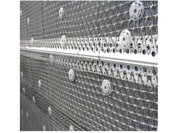 Сетка штукатурная 5х5мм 1х50м плотность 75гр/м2